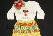 Christmas / by KenaKreations Edwards