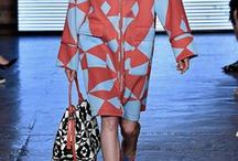 Spring 2015 / Prints on the Runways / by stylecouncil NYC