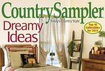 From our January 2015 Issue / by Country Sampler Magazine