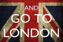 London 2015 / Travel plans for London 2015!