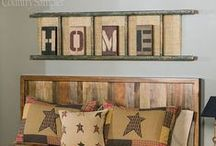 Wonderful Wall Decor / by Country Sampler Magazine
