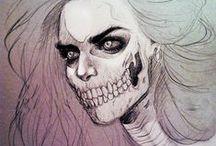 Art / Inspirações para desenhos