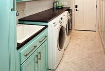Laundry & Mud Room / Decor and ideas for the laundry and/or mud room.