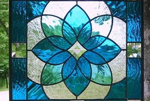 Stained glass / by Susan Shumaker