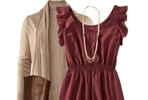 Outfits / by Carrie Purvis