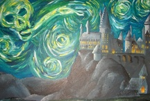 Potterhead For Life / Probably my biggest obsession. / by Saunia Lu