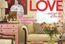 Home Obsessions / by Kirsten Melton
