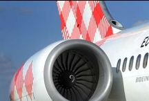 Our planes / Boeing 717 is the one / by Volotea Airlines