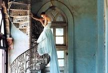 Photoshoot / Amazing fashion photographer-would love to have him shoot our gowns one day!!!