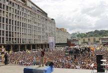Caminando Juntos Por Tu Progreso / El 10 de junio los venezolanos inscribimos juntos la candidatura del futuro, las oportunidades y la esperanza.  / by Henrique Capriles Radonski