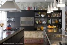 Cozinhas | Kitchen / by Evelyn Muller