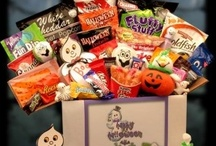 Halloween Goodies / Spook-tastic Halloween Baskets / by Gift Baskets Plus