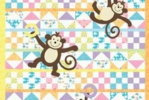 Quilts for Baby/Kids / by Diane Chadwick