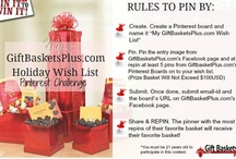 Pin It to Win It Basket Selection! / The Most Repins for one basket wins! 