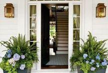 Front Porch/ Garden / by Ellyn Dawson