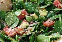 Eating Clean / Making a Change to a healthier life...YUM! / by Amy Shaw