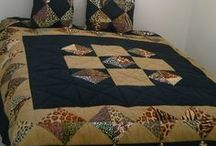 Couvre lits et plaids, bed spreads and plaids, patchwork