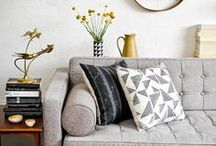 Living Room / Ideas for the living room  / by Christy Walker