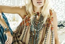 • Boho Chic • / A collection of style that is Boho Chic... Fashion Pins Only; no decor. Be courteous when pinning from my collaborators~ they help make this board. **By invitation only***