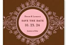 Wedding Save the Date Cards / Unique save the date cards announce your blissful event!