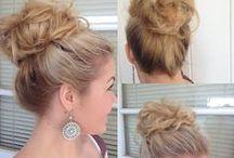 Hair Styles / by Kristy Biggs
