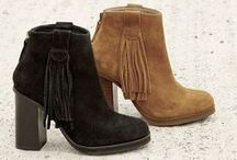 Ankle Boots / The ankle boot - a staple for any fashionable wardrobe. With such an array of styles, the questions is, which will you pick?