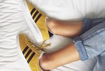 Classic Trainers / Whether you're crazy for Converse or addicted to Adidas, there's something for everyone. These go-to styles are classics that never date. Here are our favourites...