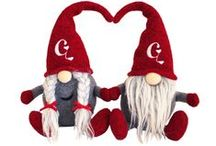 Gnoments / These Gnomes are here to help create fun & thoughtful moments for the ones you love!  Their presence will encourage you to dream up thoughtful gestures & fun adventures to surprise & enamor your loved one!