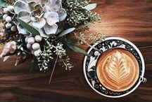 Sztuka latte / Każda filiżanka kawy to małe dzieło sztuki.