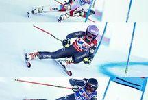 We love racing / We love ski racing
