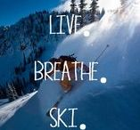 Ski Quotes & Tips / Our reason to be in summer Skiing!