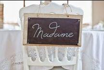 Mariage / mes inspirations et coups de cœur de la blogosphère mariage ! / by emuze *