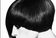 fashion: hair and eyes