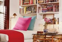 places: rooms with books