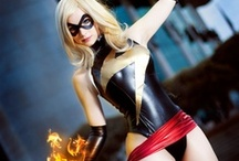 Just Cosplay / There's no reason to have this board other than hot chicks in tight costumes. / by Héctor Salazar