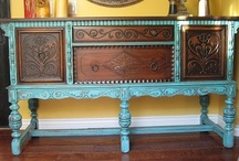 Painted Furniture / by Catherine Aileen