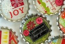 Christmas Crafts / by Antoinette van Kleeff