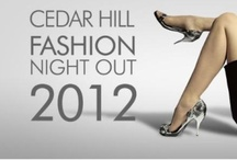 FNO Cedar Hill / Everything about Fashion's Night Out in Cedar Hill, Texas. / by Cedar Hill