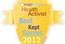 #HAAwards - Best Kept Secret Award / Awarded to someone in the online health community who is doing great work but hasn't gotten a lot of attention.  / by WEGO Health