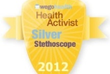 #HAAwards - Silver Stethoscope Award / Awarded to a healthcare professional who utilizes social media, online community, and technology to make the world a better place. / by WEGO Health
