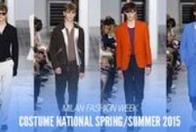 Runway + Design + Clothing / A Runway show from menswear labels / by Daily Male Models