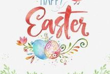 Easter / Easter craft projects, Easter decorations, Easter inspiration