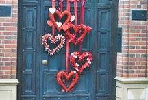 Valentine's Day / Valentine's Day craft projects, Valentine's Day decorations, Valentine's Day inspiration