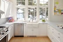 Kitchens / by Justine Olson