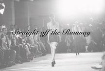 Straight off the Runway