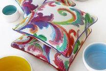 ALHAMBRA  INTERNACIONAL   //   VENTAS / Diseño textil para Interiorismo y decoración del hogar.. Colecciones con gran variedad de estilos. Tejidos con alta calidad en texturas y colores.