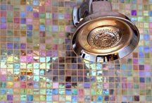 Home - Bathroom Bliss / by Ginny Lawler Veldhouse