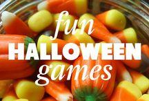 Halloween - Classroom Games
