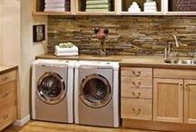 Laundry and Mud Room / by Justine Olson