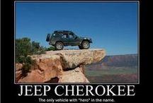 Jeep Cherokees / I'm a Jeep girl.